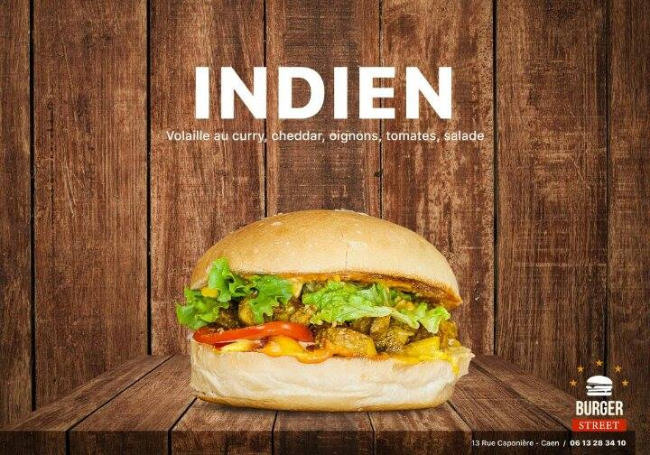 Illustration L'Indien - Amateur de curry ?
