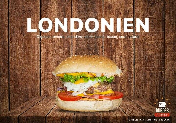 Illustration Le Londonien
