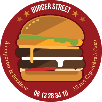 Illustration d'un bon burger